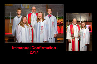 Immanuel Confirmation 2017